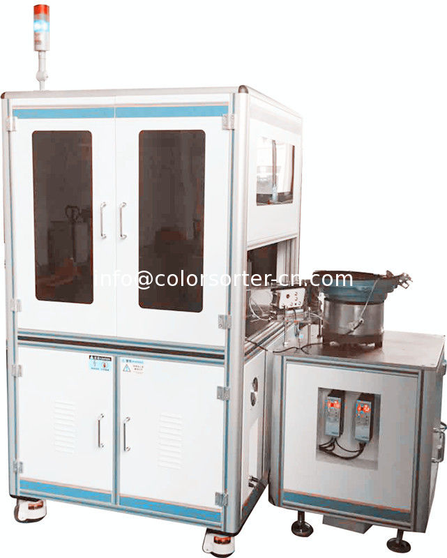 Optical sorting machine for fastner,Optical sorter for screw,nut