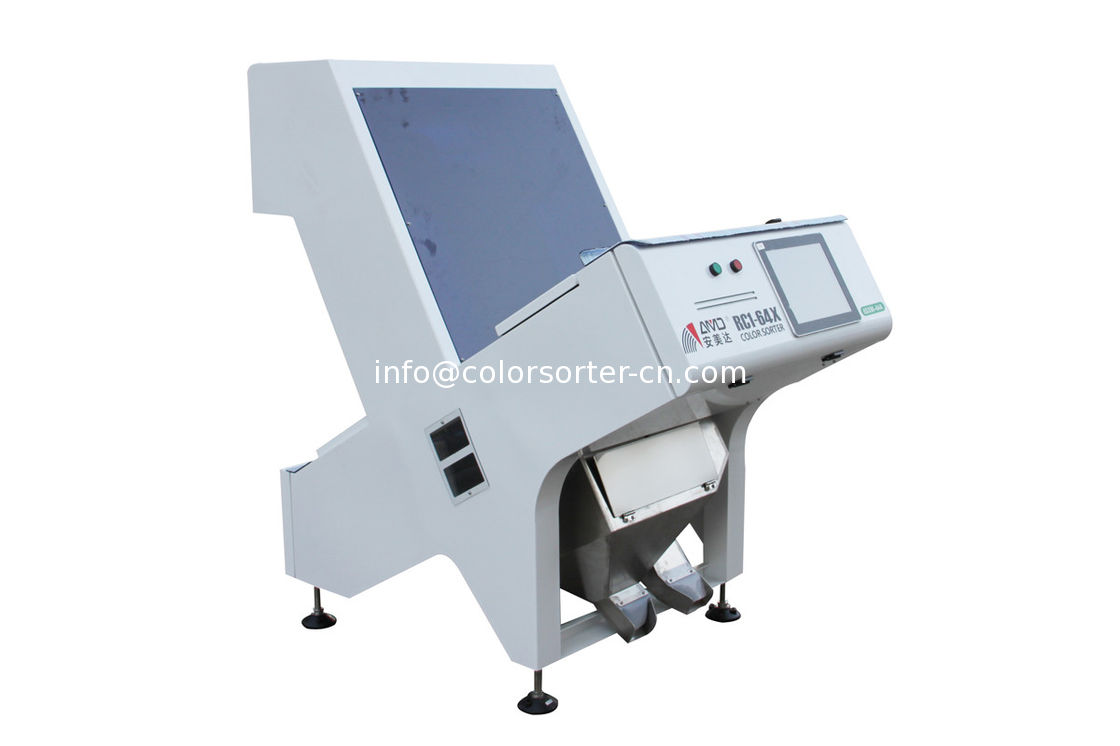 small color sorting machine from China with very low price,quick investment return